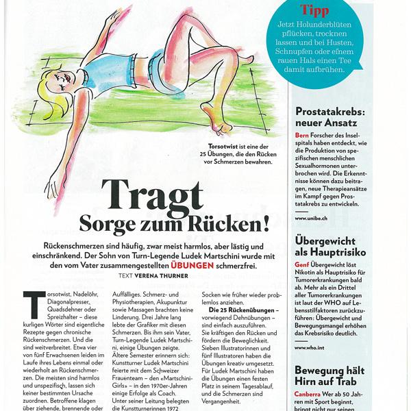 Schweizer Illustrierte Print